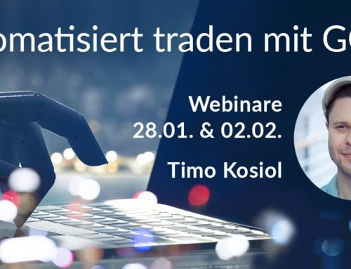 FXFlat Webinar: Automatisiert GOST traden – Teil 2 – iStop – Traders Club Live – Tradingstrategie 3×3 – 25% Rabatt