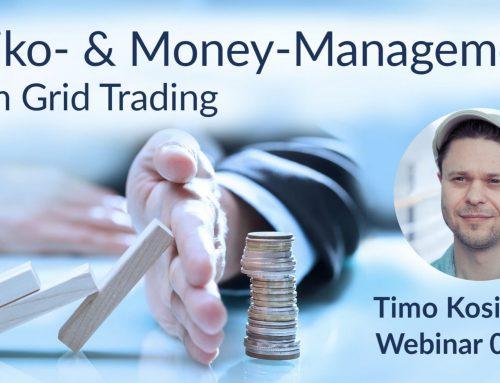 FXFlat Webinar: Risiko & Money Management beim (Grid) Trading. Gewinn & Verlust vorher berechnen