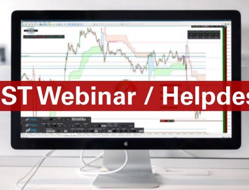 Trading Helpdesk: Möglicher Break-Even, Automatische Strategien, Range Trading, Teilverkäufe