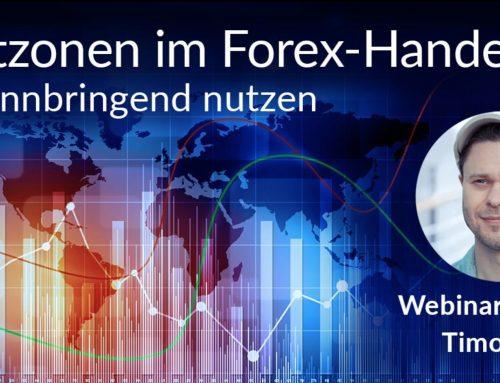 FXFlat Webinar: Zeitzonen im Forex-Handel und Trading gewinnbringend nutzen