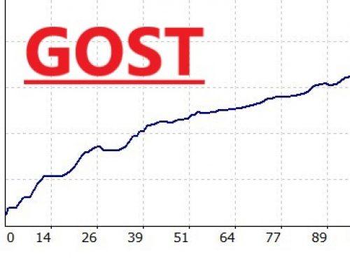 GOST & TradersClub-Live: Die 6. & 7. Handelswoche. 87% Profit