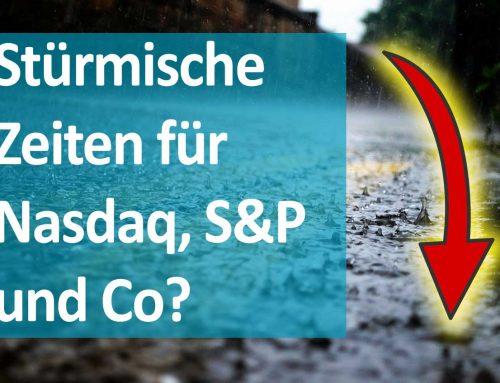 Stürmischer Herbst für Nasdaq, S&P und Co?